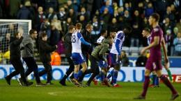 ManCity blamiert sich gegen Drittligaverein Wigan