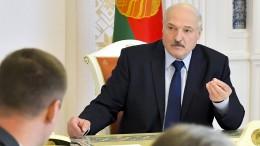 Lukaschenka sucht Kontakt zu Putin