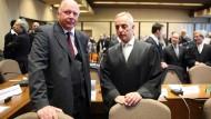 Streit um Oppenheim-Prozess