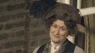 "Meryl Streep als Emmeline Pankhurst in einer Szene aus dem Film ""Suffragette"""
