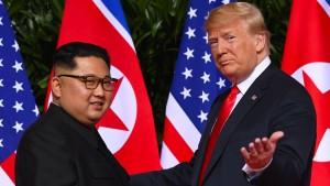 Trump freut sich auf weiteres Treffen mit Kim