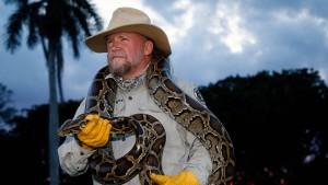 Florida setzt auf Python-Jäger