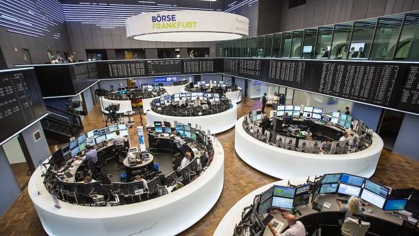 Deutsche Börse streicht hunderte Stellen