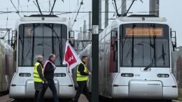 Kölner Nahverkehr ist lahmgelegt