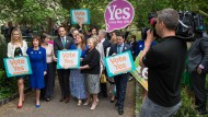 Irland stimmt über Abtreibungen ab