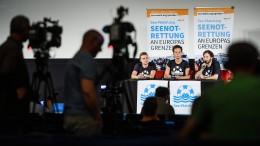 Sea-Watch kritisiert EU