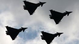 Nato-Kampfflugzeug feuert versehentlich Rakete ab