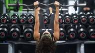 Volle Power: Erst kommt die richtige Ausführung, dann das höhere Gewicht.