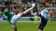 Verpasst Argentinien die WM 2018?