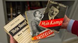 Hitler in Zweitauflage