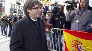 Anwalt: Puigdemont kehrt vorerst nicht nach Spanien zurück