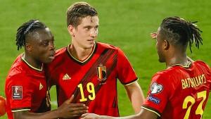 Niederlande und Belgien erzielen zusammen 15 Treffer