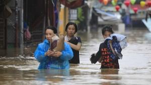 Mehr als 89 Tote nach Taifun in Vietnam