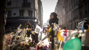 """""""Gegen alle Formen von Terrorismus"""""""