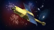 Im April hatte die japanische Raumfahrtbehörde Jaxa den Satelliten Hitomi (japanisch: Pupille) aufgegeben.