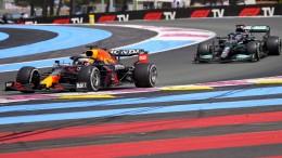 Verstappen schnappt sich Großen Preis von Frankreich