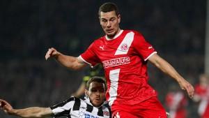 St. Pauli unterliegt Fortuna Düsseldorf 1:3