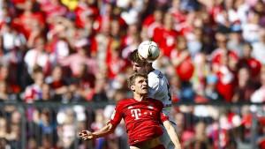FC Bayern verpasst Chance auf vorzeitige Meisterschaft