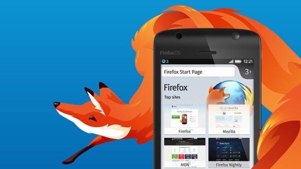 Firefox für Mobiltelefone