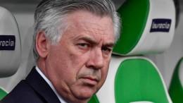 Ancelotti erhält Dreijahresvertrag beim SSC Neapel