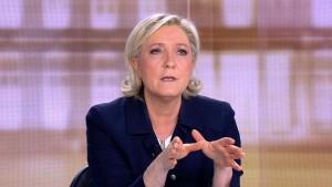 Viele Katholiken wollen Le Pen wählen
