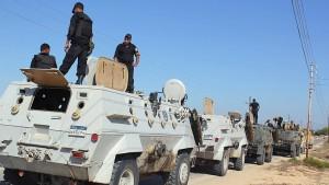 Der Sinai als Rückzugsgebiet