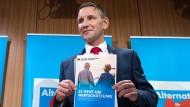Teil der neuen AfD-Ausrichtung von Björn Höcke: Das Rentenniveau soll auf 50 Prozent steigen.