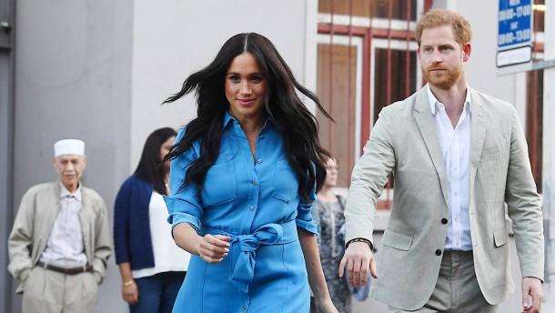Celebrity oder Royal
