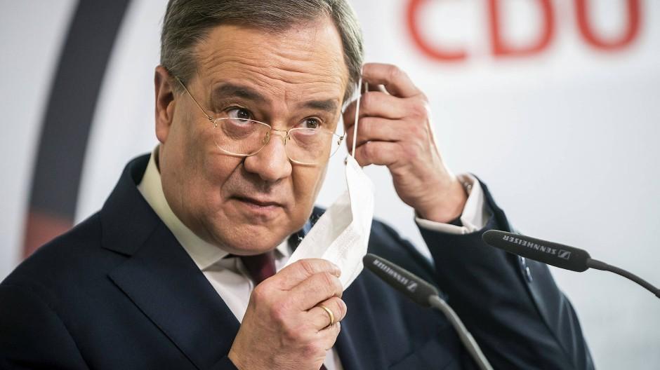Die CDU hat den Rückhalt verloren – wegen der Masken, wegen Parteichef Armin Laschet oder wegen des Krisenmanagements?