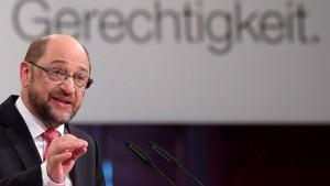 Linke enttäuscht über neuen SPD-Vorsitzenden