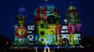Berlin erstrahlt in neuem Licht