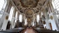 Ausbildungsstätte: Gebaut wurde die Augustinerkirche für die Augustiner-Eremiten, heute wird sie vom Priesterseminar genutzt.
