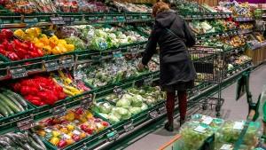 Was kostet die Dürre den Verbraucher?