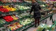 Wie wirkt sich die Dürre auf das Gemüseregal aus?