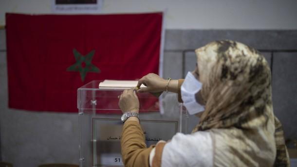 Gemäßigte Islamisten in Marokko abgewählt
