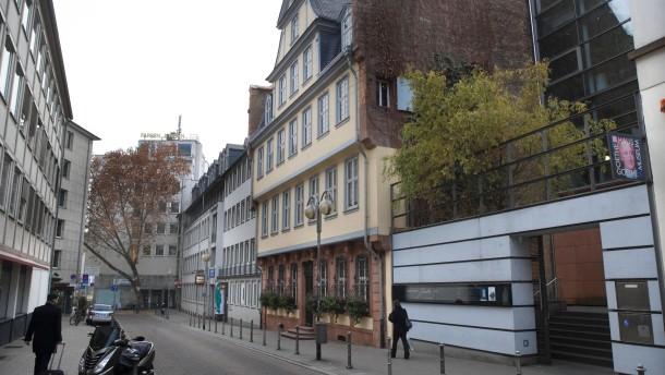 Bau des Frankfurter Romantikmuseums sicher