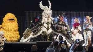 Garuda überflügelt alle