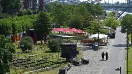 Festival Sommerwerft in Frankfurt beginnt trotz steigender Inzidenz