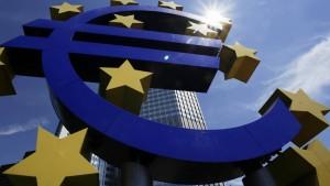 Schlechterer Gläubigerstatus der EZB lässt Zinsen sinken