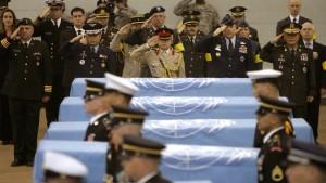 Nordkorea führt im Korea-Krieg gefallene amerikanische Soldaten zurück