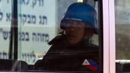 Entführte UN-Soldaten sollen bald freikommen