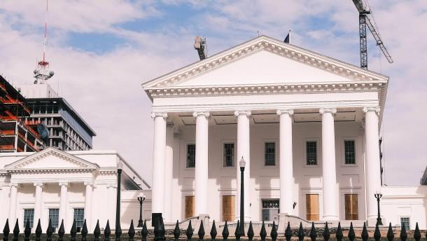Virginia schafft die Todesstrafe ab