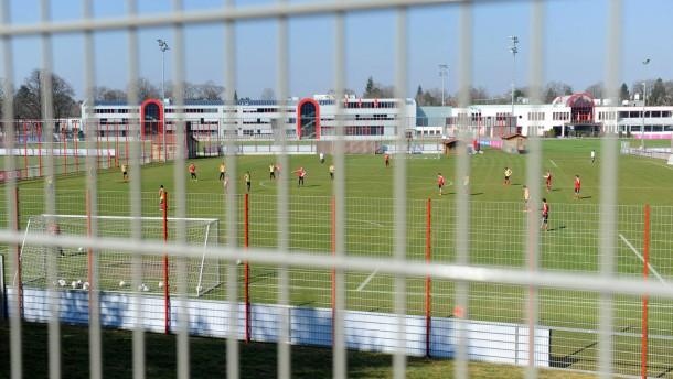 Vorhang zu beim FC Bayern