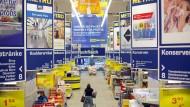 Fokus auf das Großhandelsgeschäft: Der Metro-Vorstand will einen Verkaufsprozess für Real einleiten.