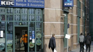 Die Belgier halten dem Sparbuch die Treue