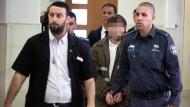 Zwei Israelis für Mord an jungem Palästinenser schuldig gesprochen