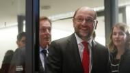 Schulz legt sich nicht auf Koalitionsaussage für SPD fest