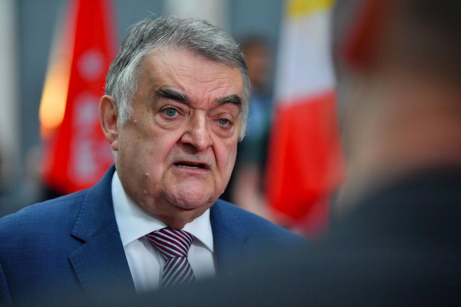 Der nordrhein-westfälische Innenminister Herbert Reul (CDU)