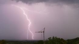 Neue Unwetter am Wochenende in Hessen erwartet