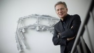 Roland Heiler ist seit 2004 Direktor des Porsche-Design-Studios in Zell am See.